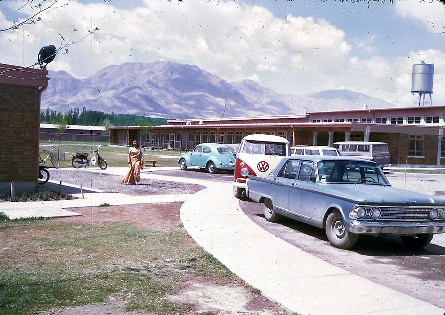 Aisk Parking Lot