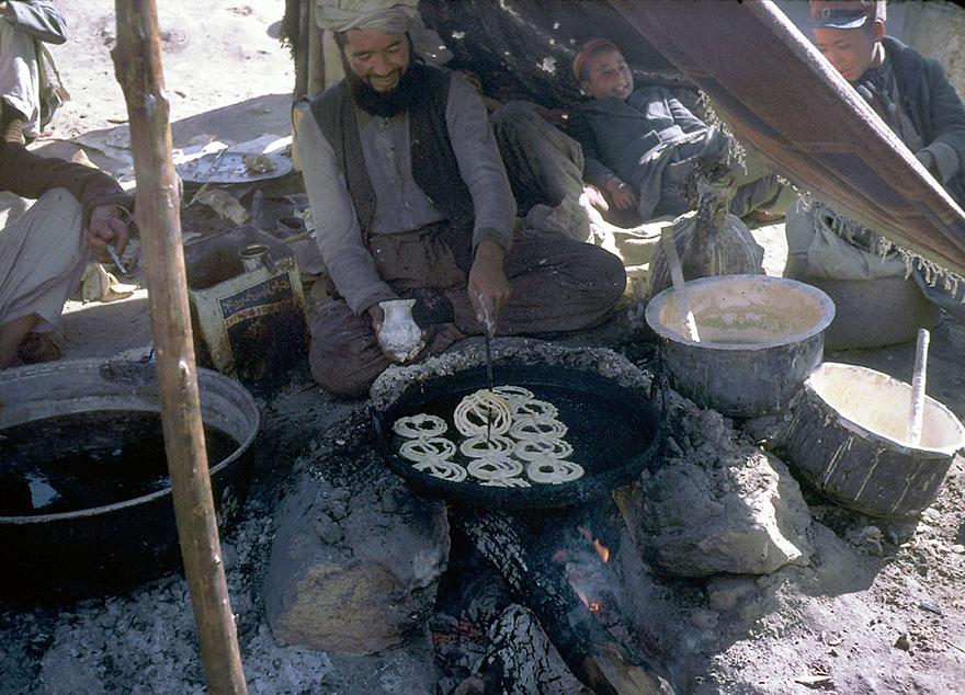 Frying Up Dessert