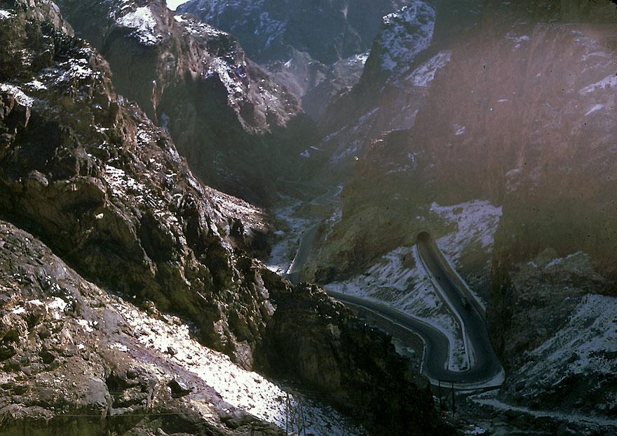 Kabul Gorge