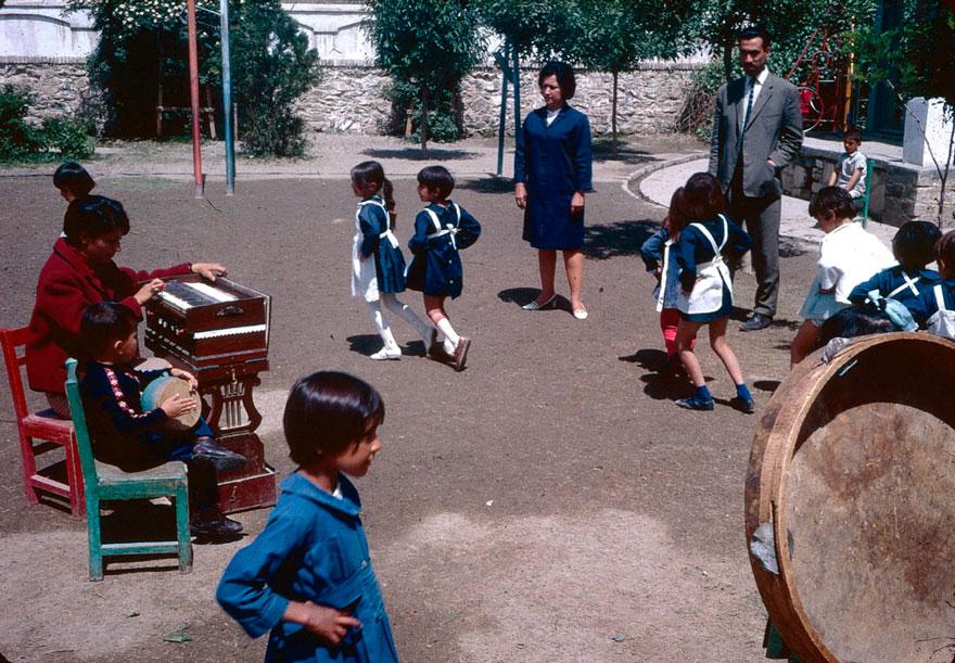 Kindergarten Dance