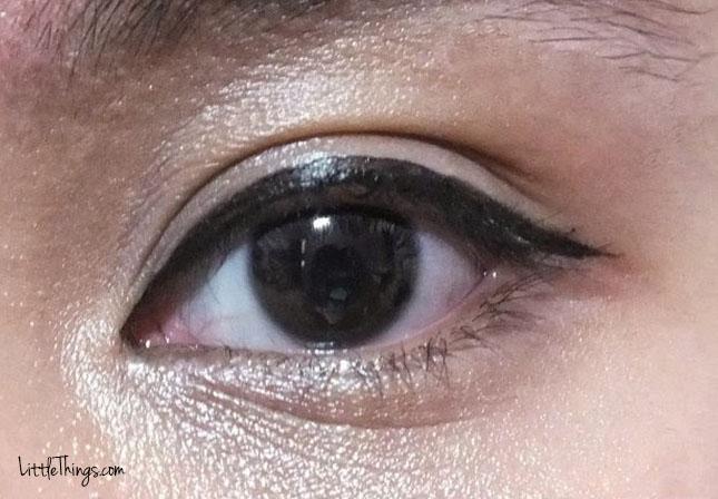 If You Have Dark Brown/Black Eyes: