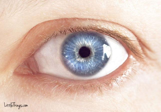 If You Have Blue Eyes: