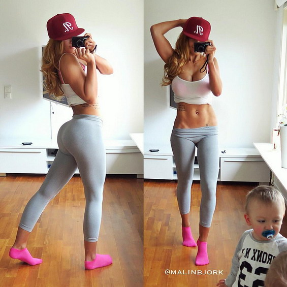 A-Mother-Transformed-Her-Body-and-Got-Into-Perfect-Shape-After-Her-First-Pregnancy-5