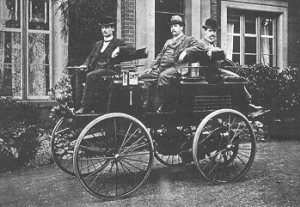 Elektromobil Thomasa Parkera
