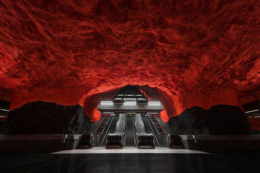 Secret Hell - Solna Centrum