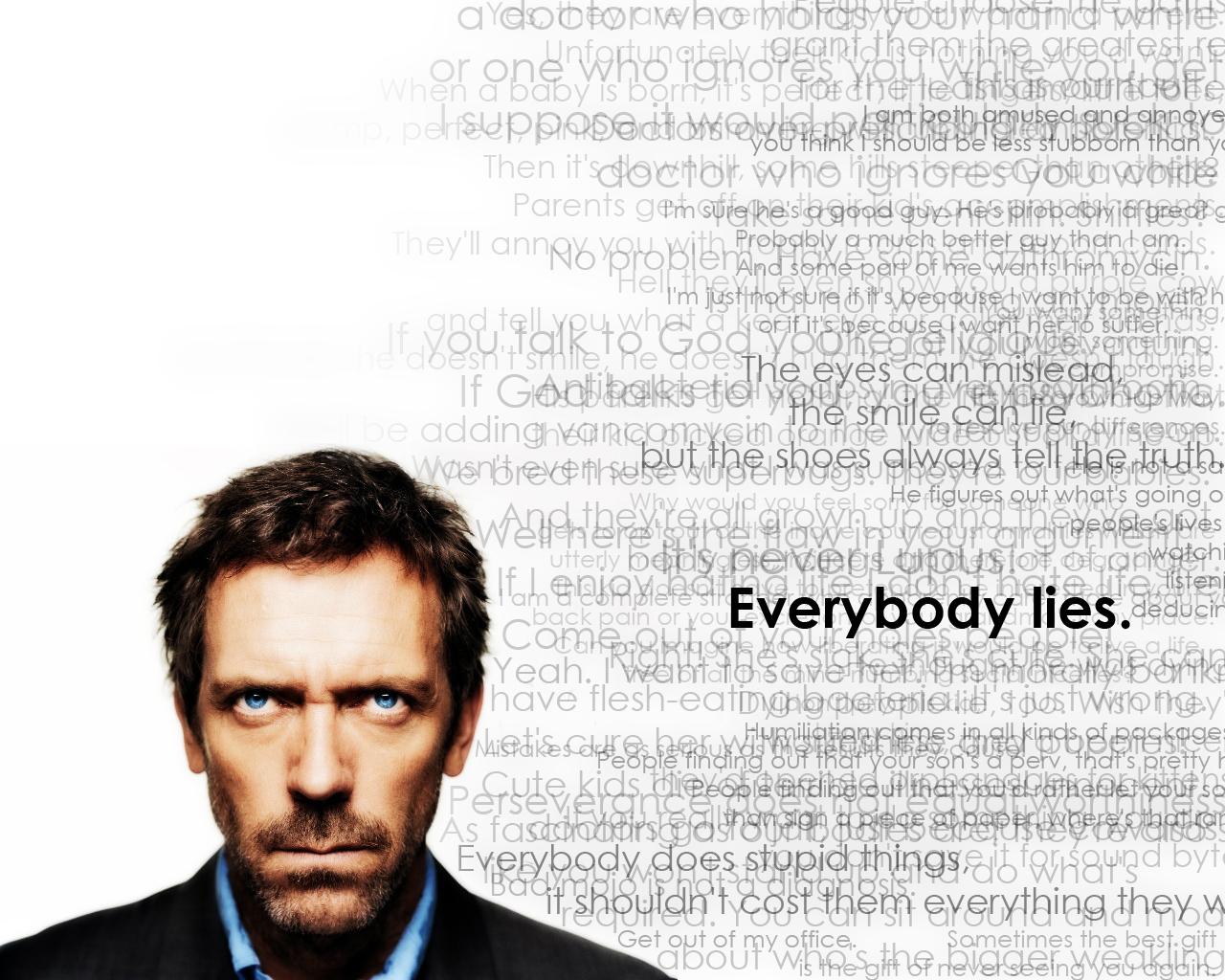 Všetci klamú...