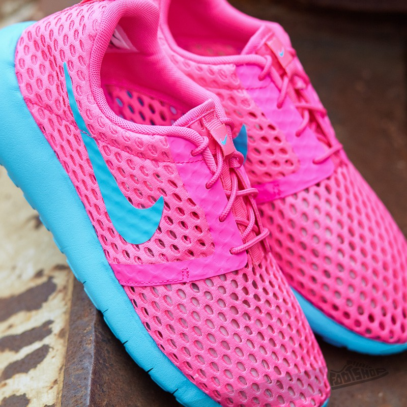 nike-roshe-one-flight-weight-gs-pink-blast-gamma-blue