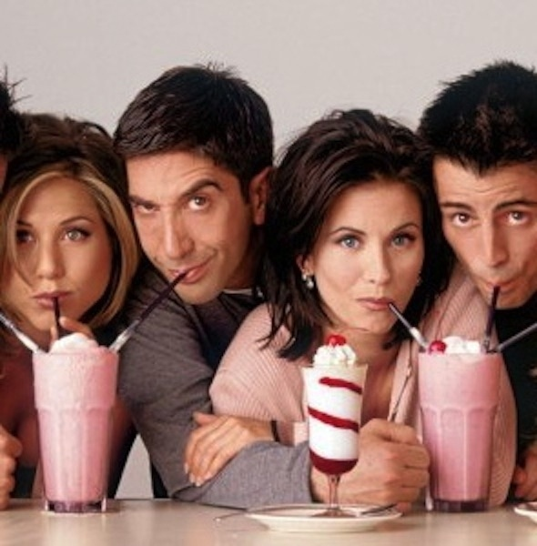 Originally the show was going to focus on just four characters: Monica, Ross, Rachel, and Joey. Phoebe and Chandler were going to be supporting characters.