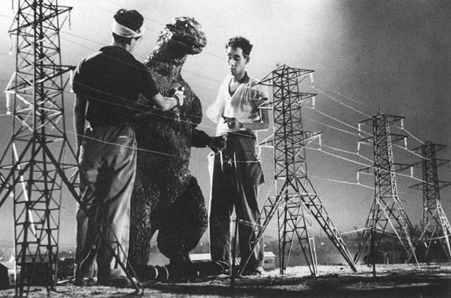 11.Godzilla