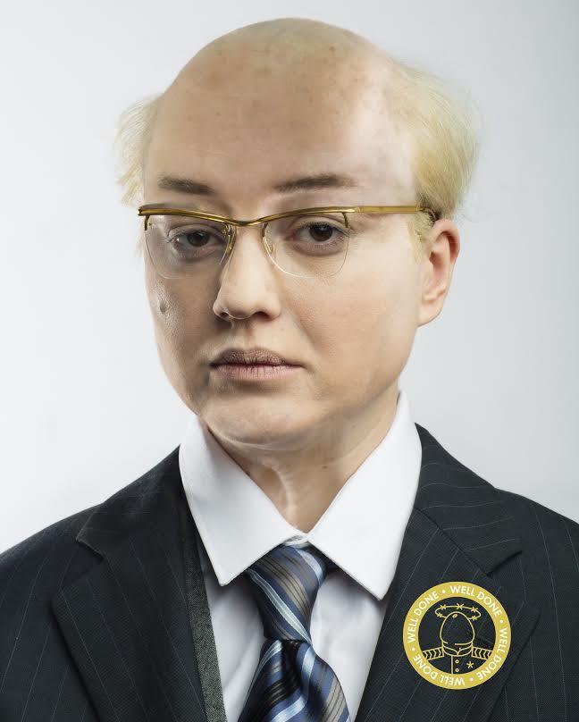 Gustav Husák - Rebeka Poláková