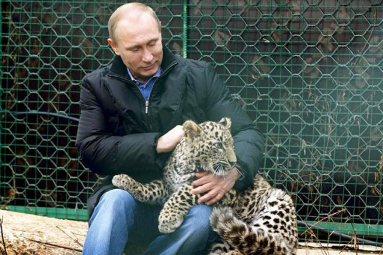 vladimir-putin-with-persian-leopard