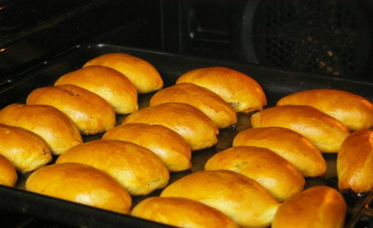 печеные пирожки