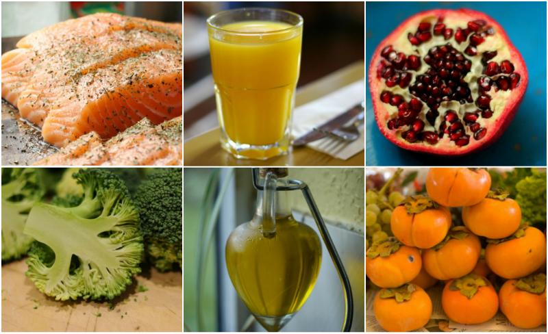 продукты для профилактики инфаркта