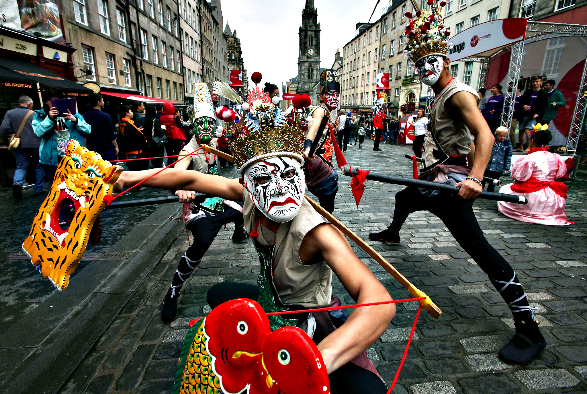 Edinburgh Fringe Festival 2014...Edinburgh Fringe Festival acts