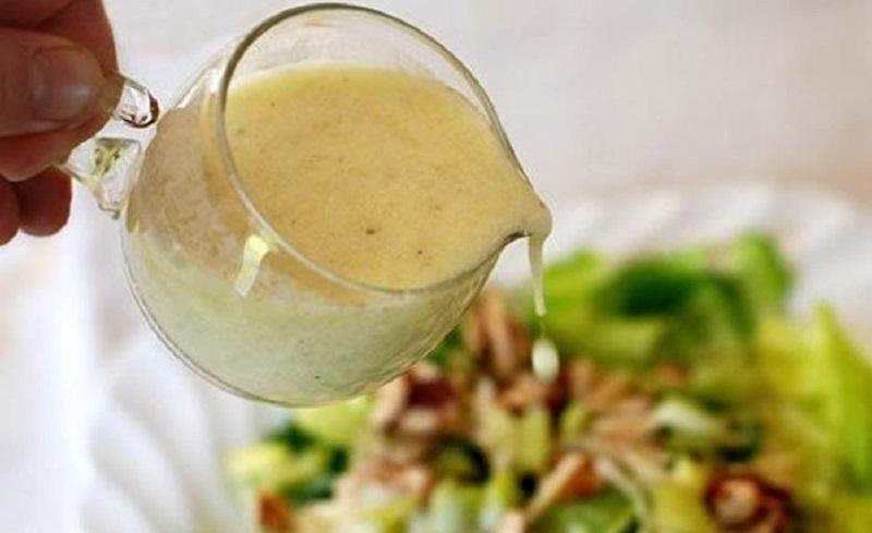 классическая заправка для салатов