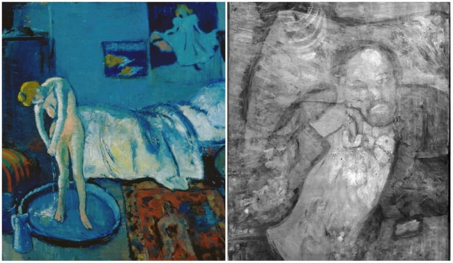 The Blue Room, Pablo Picasso, 1901