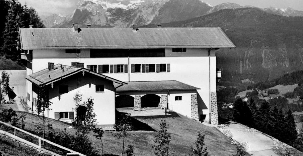 Hitlerovo sídlo Berghof