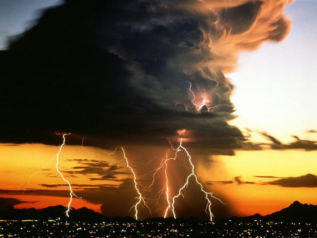 Oblak typu cumulonimbus