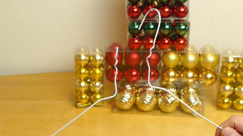 рождественский венок делаем сами