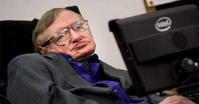 vedec Stephen Hawking