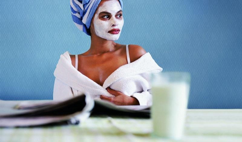 маски для лица рецепты