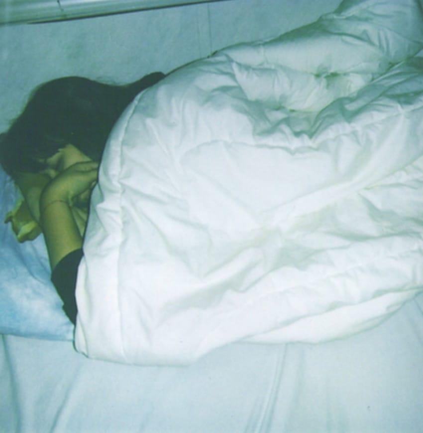 7. Sleep Face Down