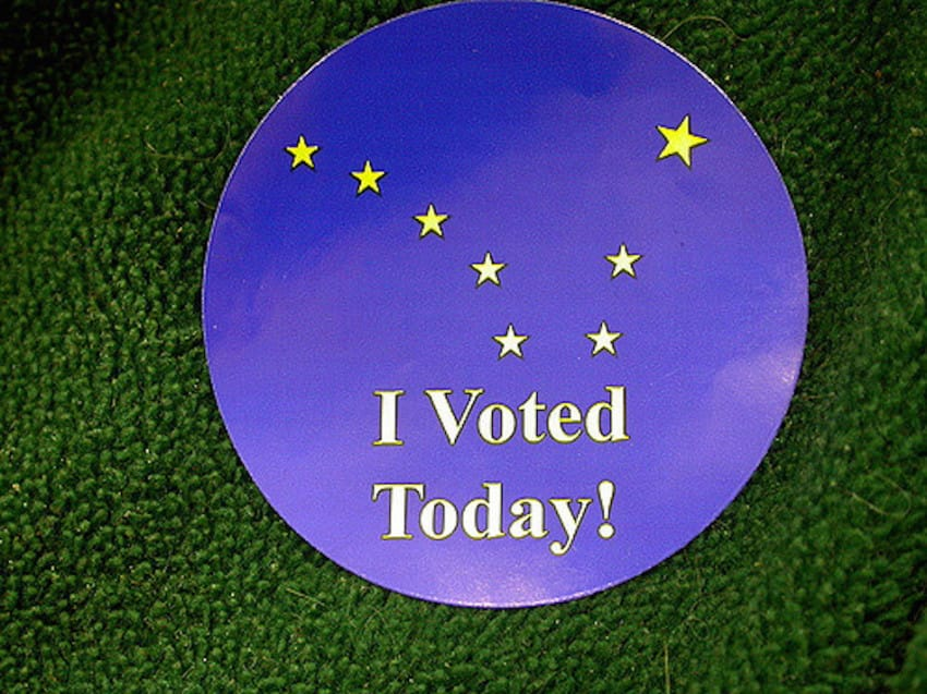 2. Give Up Your Voting Rights
