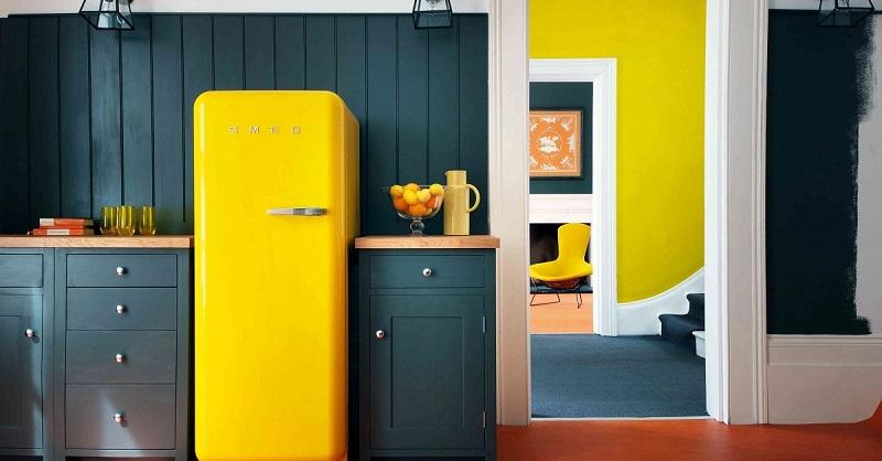 как украсить холодильник своими руками