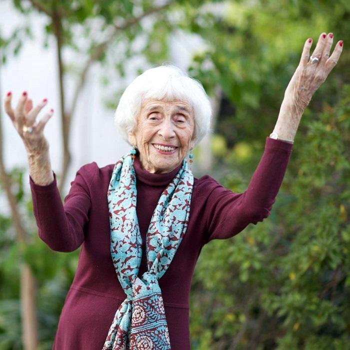 о старости с оптимизмом