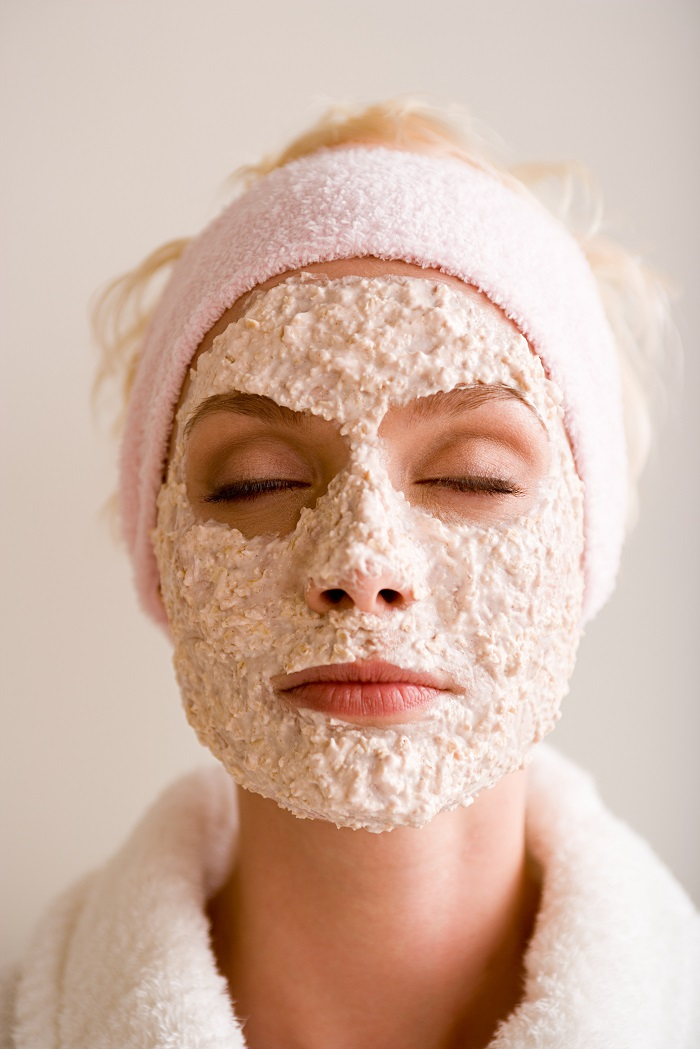 сухая и проблемная кожа лица