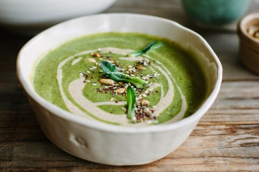 детокс-суп с брокколи