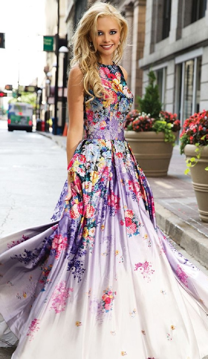 летние платья 2017