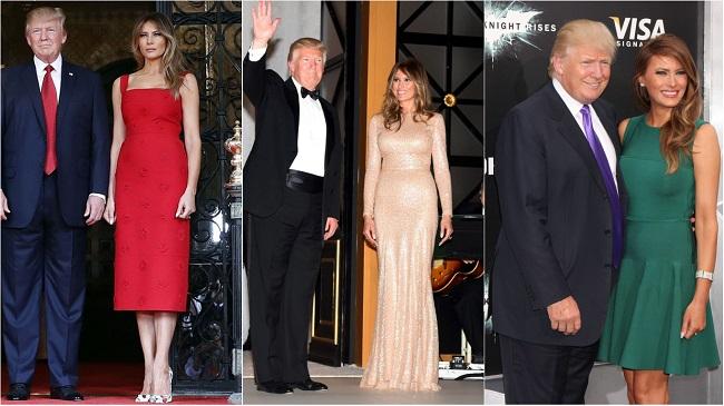 стиль мелании трамп
