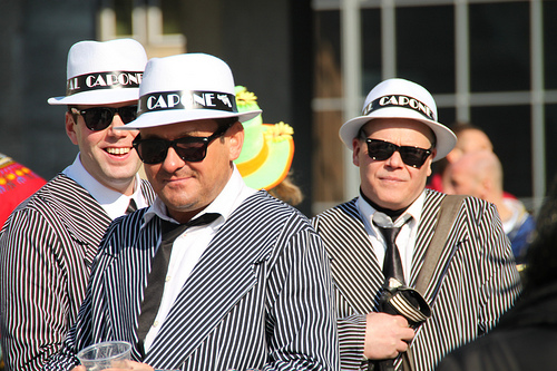 Cosa Nostra mafia photo