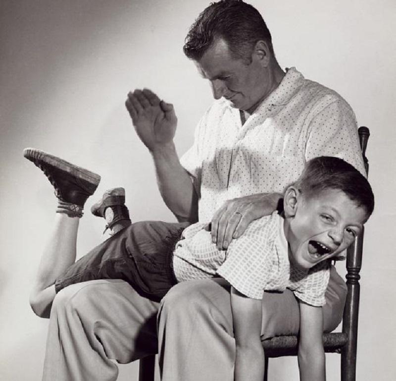 как наказать ребенка без рукоприкладства