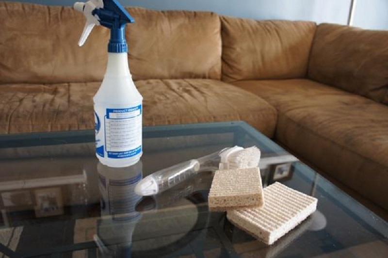Rýchle upratovanie bytu