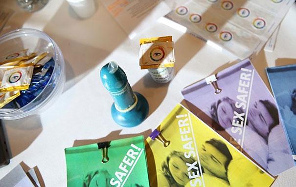 špeciálny kondóm