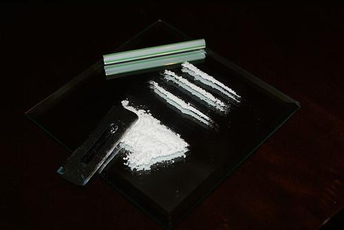 cocain photo