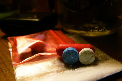 Ecstasy photo