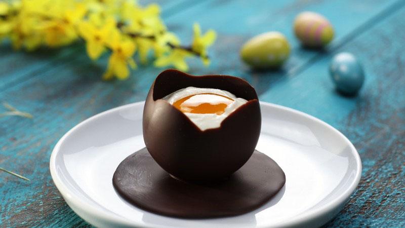 Veľkonočné vajíčko s prekvapením
