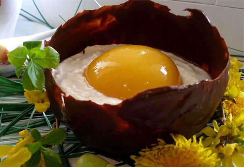 Čokoládové vajíčka s prekvapením