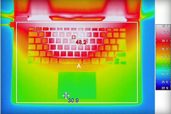 как защитить ноутбук от перегрева