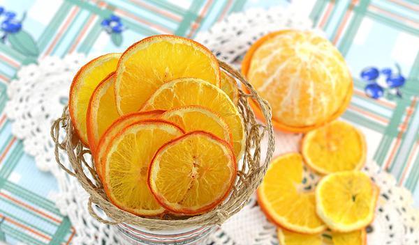 orange fotografie dezert