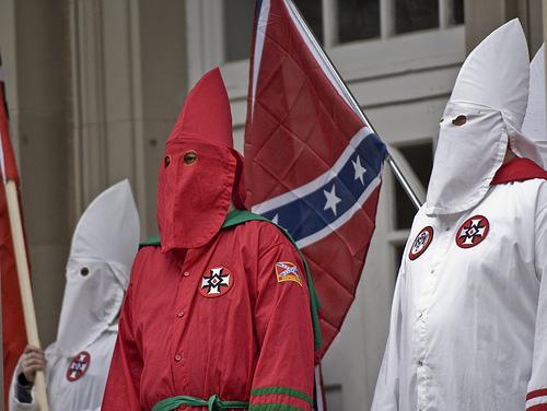 Ku Klux Klan photo
