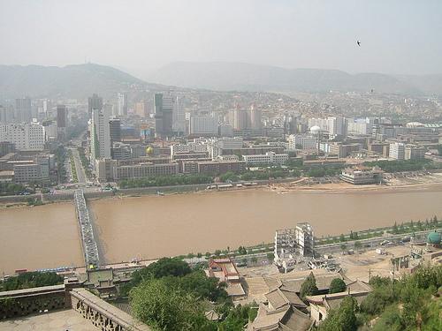 Yellow River China photo