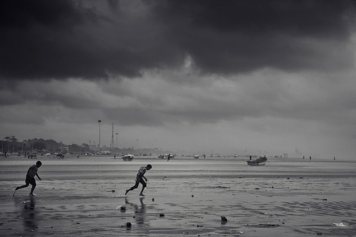 India Cyclone photo