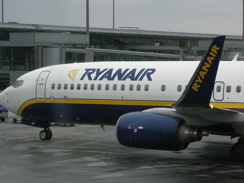 Ryanair fotografia