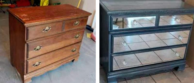 replikou starej nábytkového dizajnu