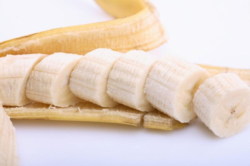 банан от сухого кашля