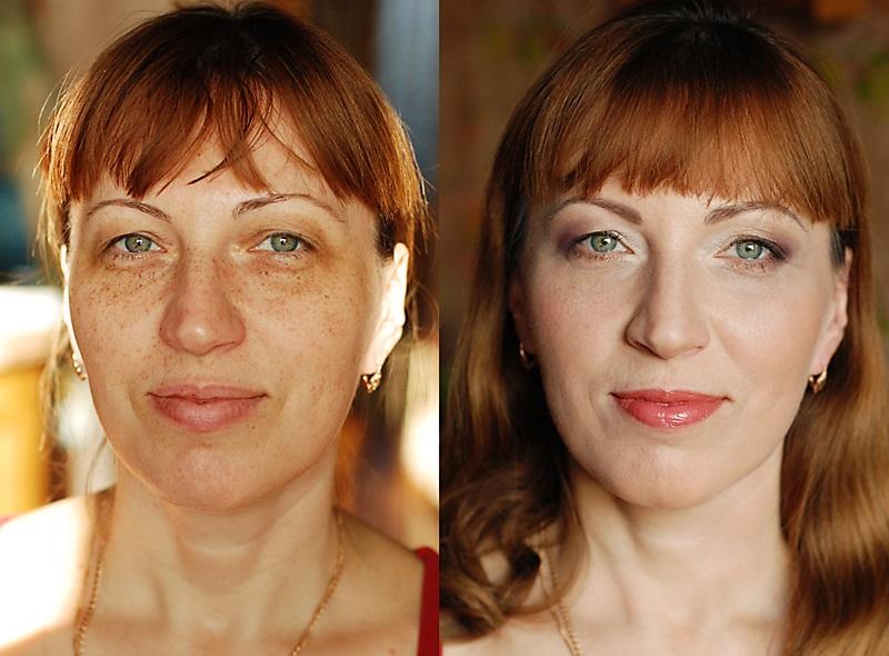 foto veku makeup